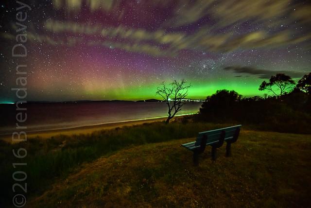Aurora Australia, Tasmania