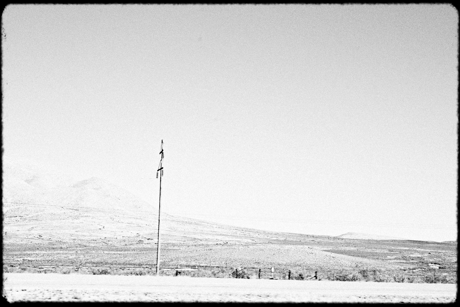 Near Sierra Blanca, Texas, 2006