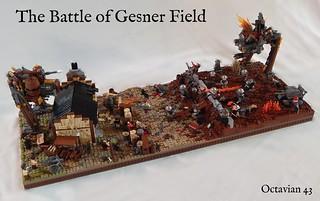 The Battle of Gesner Field