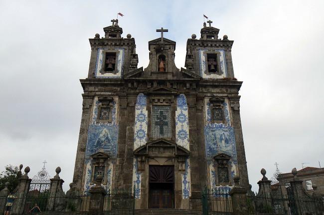 Porto -  Chiesa di Santo Idelonso