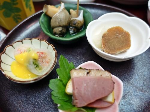 Onsen Dinner Day 2