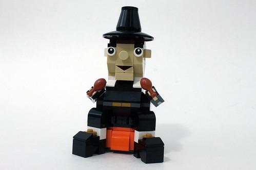 LEGO Seasonal Pilgrim's Feast (40204)