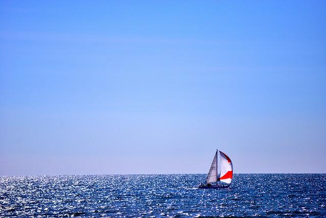 Lake Ontario yacht