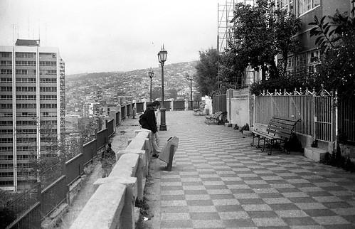 Paseo Atkinson, Cerro Concepción