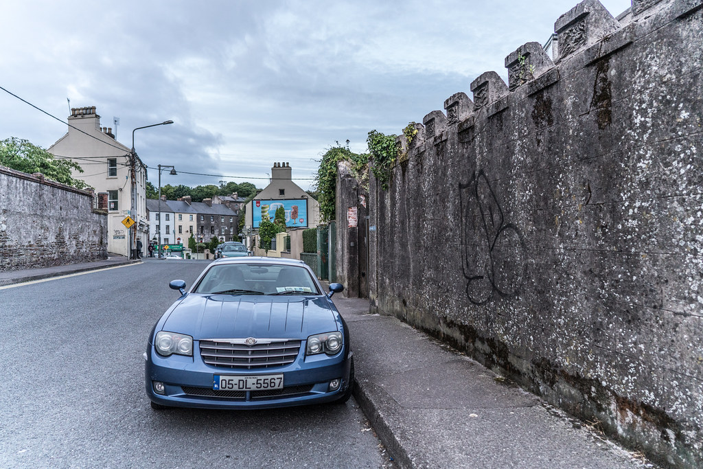 CHRYSLER CROSSFIRE [PHOTOGRAPHED IN CORK]-122439