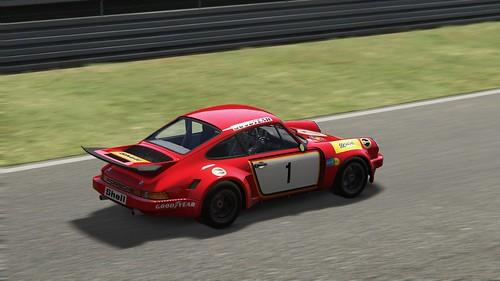 Porsche 911 RSR - Gelo Racing - John Fitzpatrick - European GT 1975 (2)