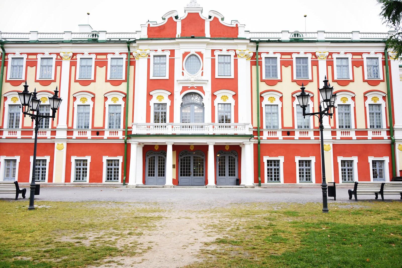 Kadriorg castle Tallinn