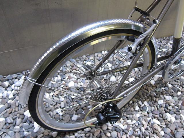 Bianchi Minivelo7 Ti Fender