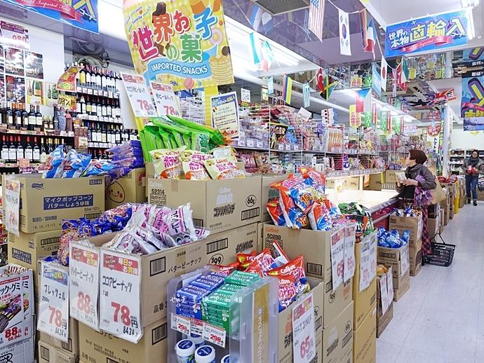 29 上野酒、業務超市 業務商店 スーパー  東京自由行 東京購物 日本自由行