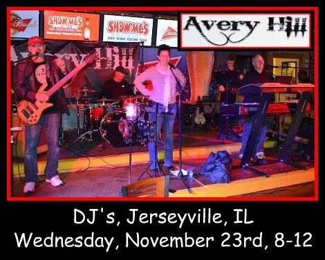 Avery Hill 11-23-16