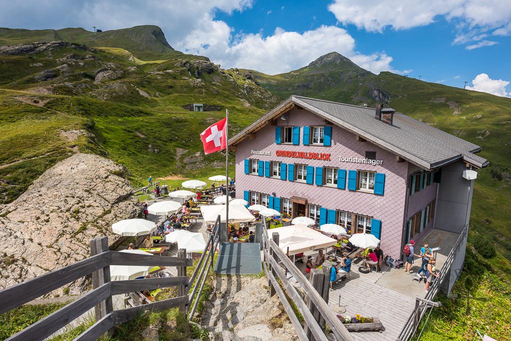 Restaurant Grindelwaldblick