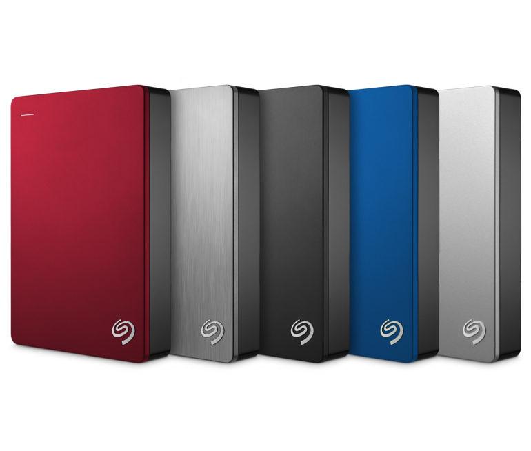Le Seagate Backup Plus : un nouveau disque dur portable de 5 To
