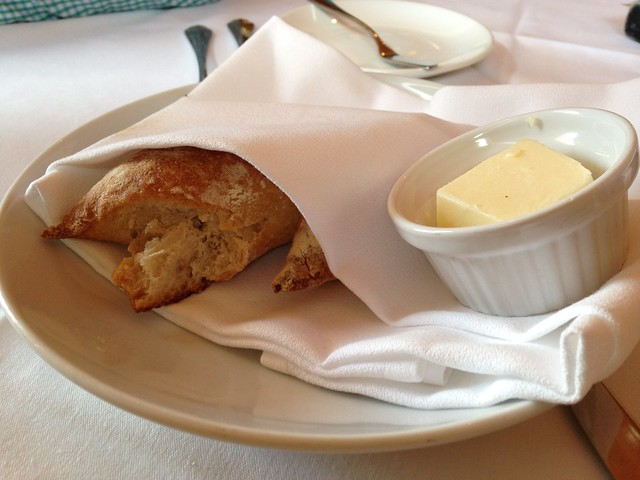 Bread and Butter, La Petite Grocery, New Orleans
