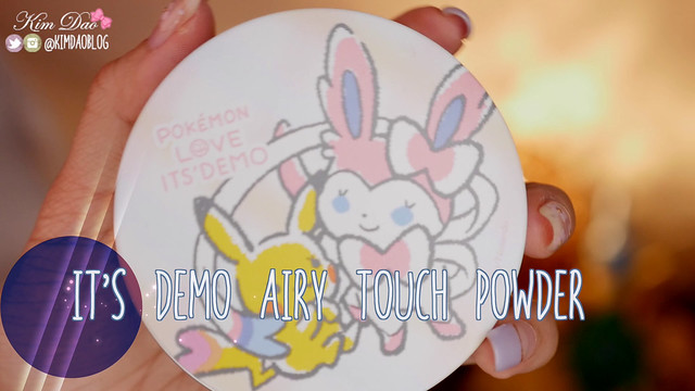 NEW Pokemon Japanese Makeup from JAPAN Kim Dao