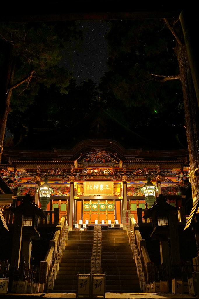 祈りの灯火 -2016- 三峯神社 [mitsumine shrine]