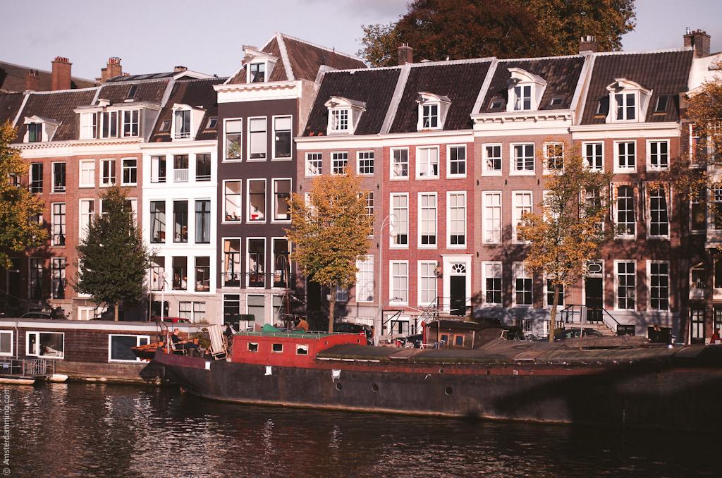 Amsterdam, Reguliersgracht-Amstel