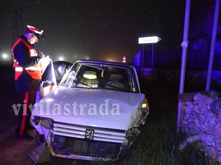 incidente gioia putignano