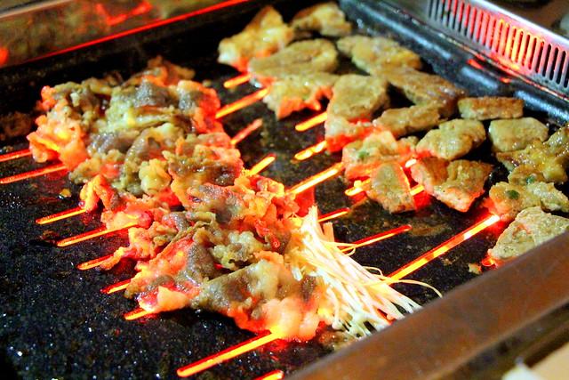 Oh Neul Han Jeom Grilled Pork Collar