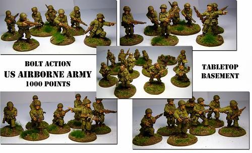 Artizan Miniatures - US Airborne