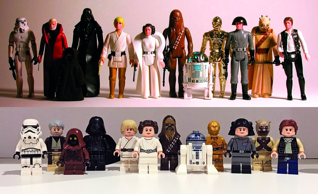 The Original 12 Figures, by Robianco, on Flickr