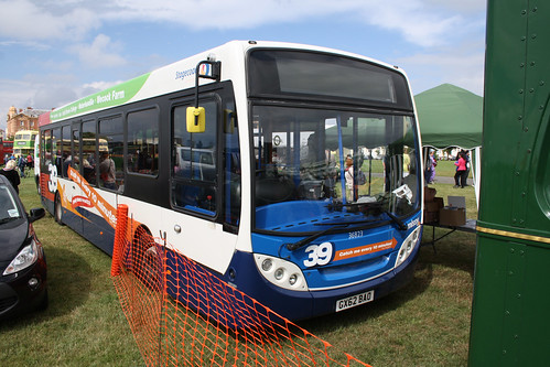 Stagecoach South 36823 GX62BAO