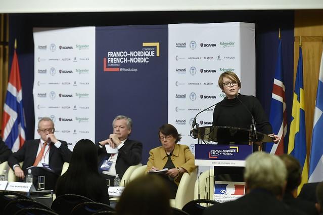 Conférence franco-nordique