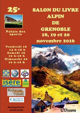 Salon du Livre Alpin de Grenoble
