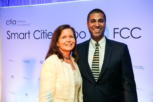 Meredith Attwell Baker & FCC's Pai