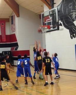 Tony basketball