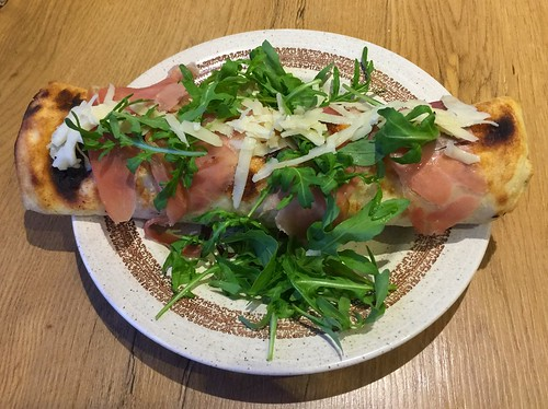 Pizza Rotolo