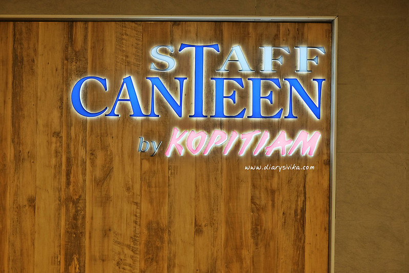 staff canteen changi airport
