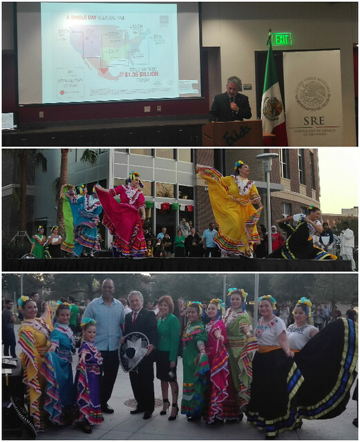 Celebran a México en University of Central Florida