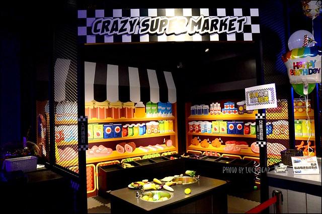 Crazy cart cafe內湖甩尾卡丁車004
