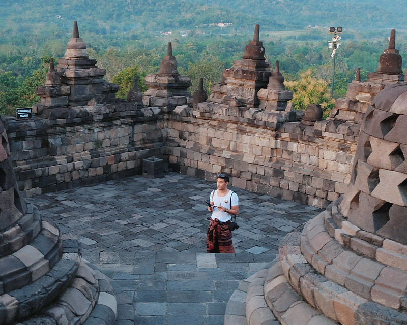 borobudur temple tips