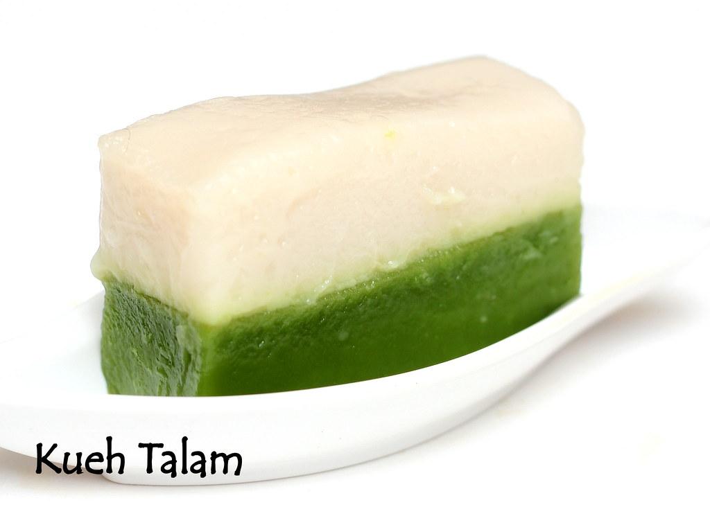 Nonya Kueh: Kueh Talam