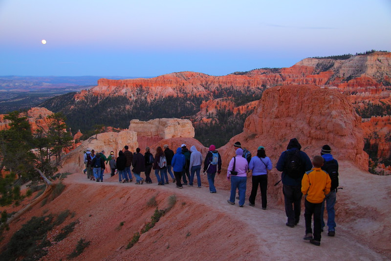 IMG_3590 Full Moon Walk, Bryce Canyon National Park