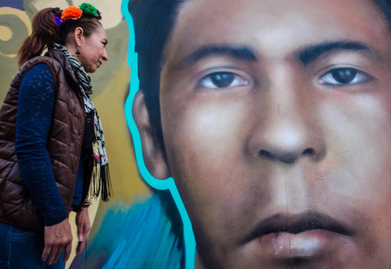 Madres Centroamericanas se reúnen con el Movimiento por Nuestros Desaparecidos en México Foto: Eduardo Blas