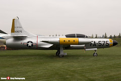 51-13575 - 880-8359 - US Air Force - Lockheed F-94C Starfire - Evergreen Air and Space Museum - McMinnville, Oregon - 131026 - Steven Gray - IMG_9138