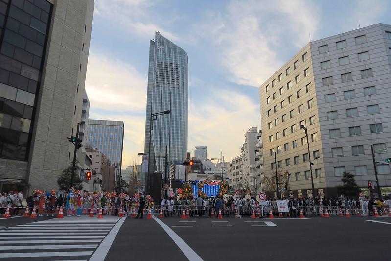 東京小トリップ〜西麻布から銀座まで