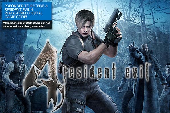 Resident Evil VII Biohazard Preorder Bonus