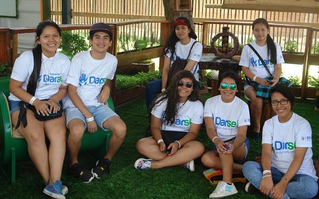 Visita a Parque Ecológico Voces por el clima