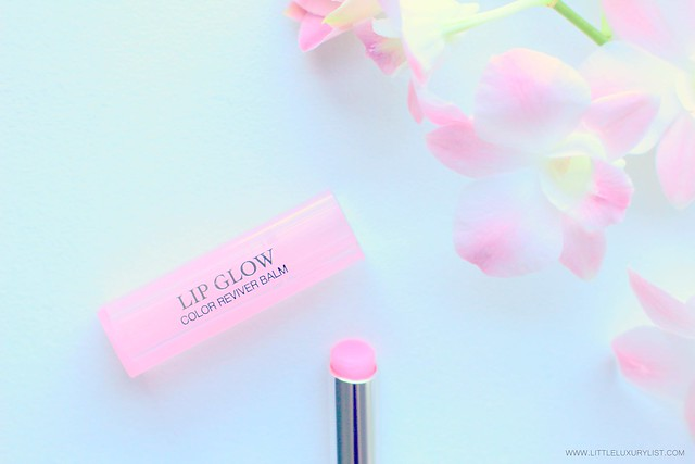 Dior Lip Glow cover by little luxury list