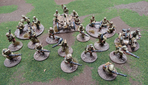 Bolt Action - German Afrika Korps