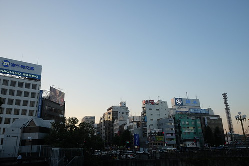 """Yotsuya Station from movie """"your name.""""02"""
