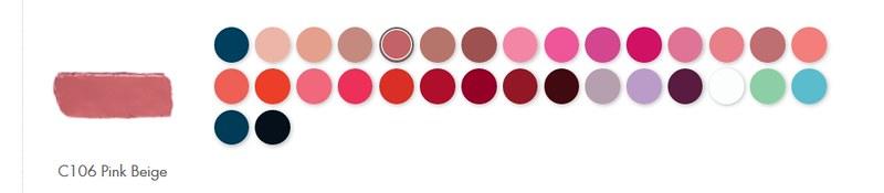 MUFE Rouge Artist Lipstick Spectrum