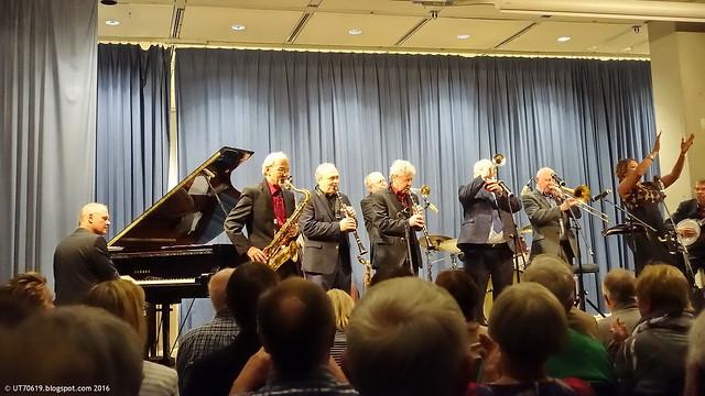 Barrelhouse Jazzband in Lauda Finale