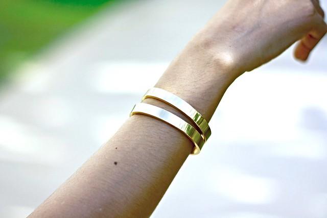 stainless bracelet, bracelet