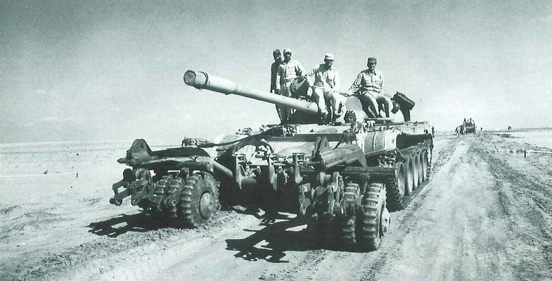 T-55-egyptian-with-PT-55-ceasefire-1973-pic-1