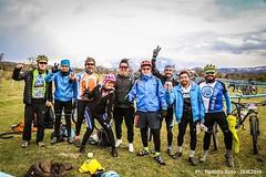 Profesores compiten en MTB Patagonia
