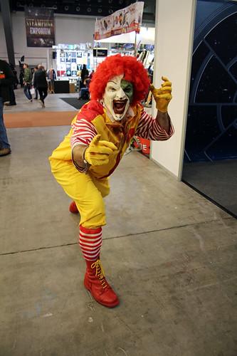 MCM Comic Con Belgium